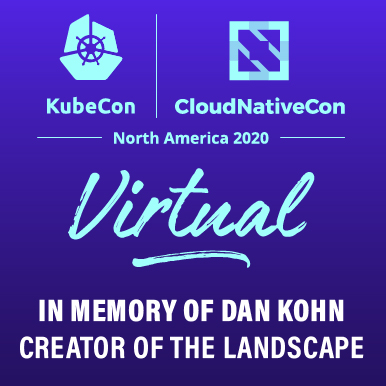 Kubecon + CloudNativeCon Europe 2020